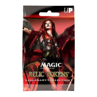 Relic Tokens - Legendary Collection
