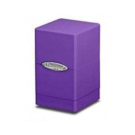 Satin Tower Purple