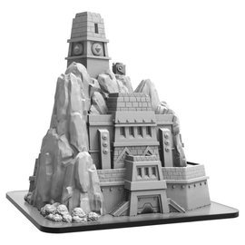 MONPOC JUNGLE FORTRESS BUILDING (RESIN)