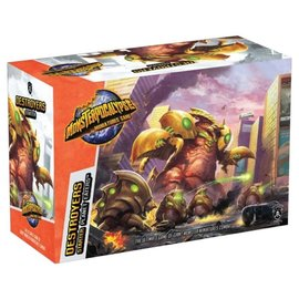 Monsterpocalypse Destroyers Starter Planet Eaters