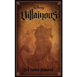 Ravensburger Villainous Evil Comes Prepared