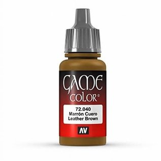 Game Color: Leather Brown(17ml)