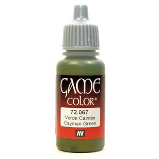 Game Color: Cayman Green (17ml)