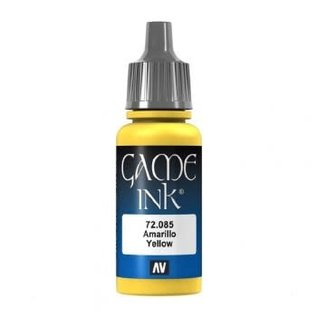 Game Color: Yellow Ink (17ml)