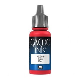 Game Color: Red Ink (17ml)