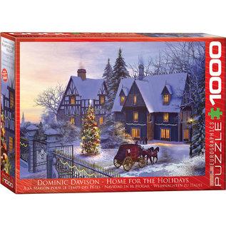 Eurographics Dominic Davison - Home for the Holidays