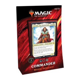 Commander 2019 Mystic Intellect