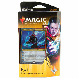 Guilds of Ravnica Planeswalker Deck - Ral