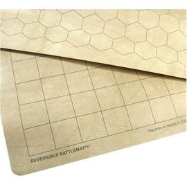 Megamat 1 inch Grid & Hex