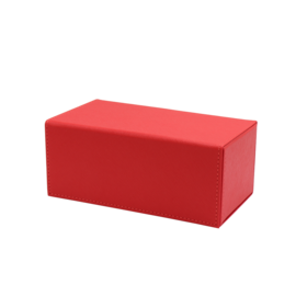 Dex Protection Dex Creation Line Red Large Deck Box