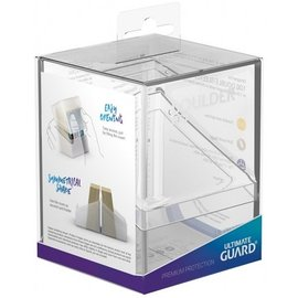 Ultimate Guard Clear Boulder 100+ Deck Case