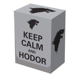 Legion Keep Calm and Hodor Deck Box