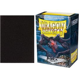 Arcane Tinmen Dragon Shield 100ct Matte Black