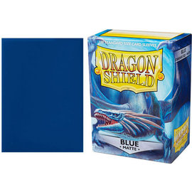 Arcane Tinmen Dragon Shield 100ct Matte Blue