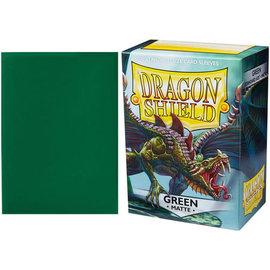 Arcane Tinmen Dragon Shield 100 Matte Green