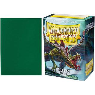 Arcane Tinmen Dragon Shield 100ct Matte Green