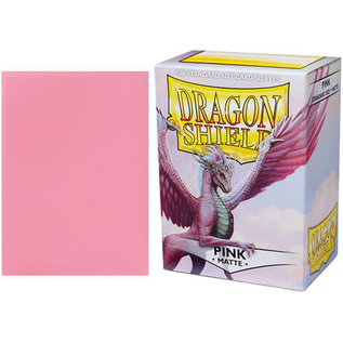 Arcane Tinmen Dragon Shield 100ct Matte Pink