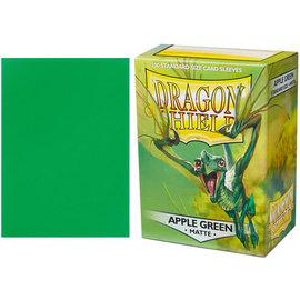 Arcane Tinmen Dragon Shield 100 Matte Apple Green