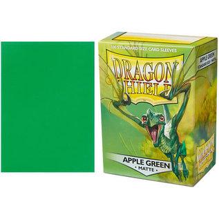Arcane Tinmen Dragon Shield 100ct Matte Apple Green