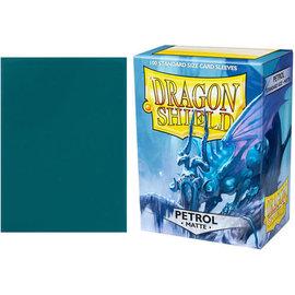 Arcane Tinmen Dragon Shield 100ct Matte Petrol