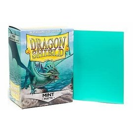 Arcane Tinmen Dragon Shield 100ct Matte Mint