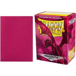 Arcane Tinmen Dragon Shield 100ct Matte Magenta