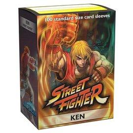 Arcane Tinmen Matte Art Dragon Shield - Ken