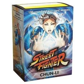 Arcane Tinmen Matte Art Dragon Shield - Chun Li