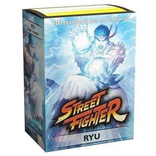 Arcane Tinmen Matte Art Dragon Shield - Ryu
