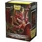Arcane Tinmen Matte Art Dragon Shield - Valentines
