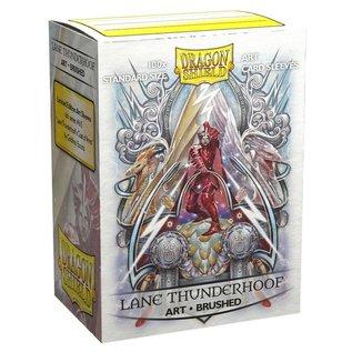 Arcane Tinmen Brushed Dragon Shield - Lane Thunderhoof