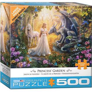 Eurographics Princess' Garden