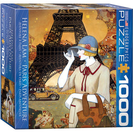 Eurographics Paris Adventure