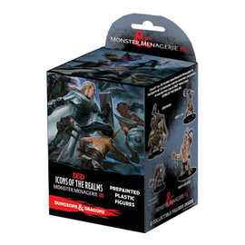 Monster Menagerie III Booster