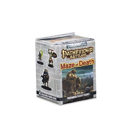 Pathfinder Battles: Maze of Death Booster