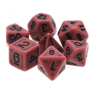 Goblin Dice Ancient Red Dice Set