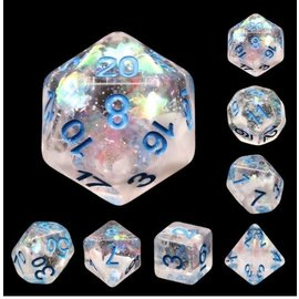Goblin Dice First Snowfall Dice Set