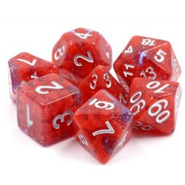 Goblin Dice Beating Heart Dice Set