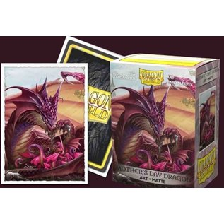 Arcane Tinmen Matte Art Dragon Shield - Mother's Day