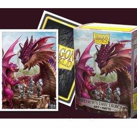 Arcane Tinmen Matte Art Dragon Shield - Father's Day