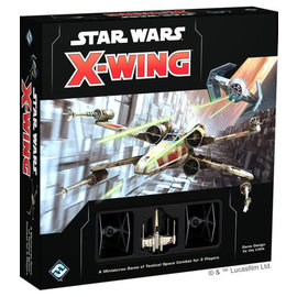 Fantasy Flight Games Star Wars X-Wing Second Edition Core Set