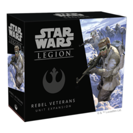 Fantasy Flight Games Legion: Rebel Veterans