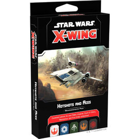 Fantasy Flight Games X-Wing 2nd Ed Hotshots and Aces