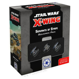Fantasy Flight Games X-Wing 2nd Ed Servants of Strife