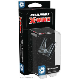 Fantasy Flight Games X-Wing 2nd Ed TIE/in Interceptor