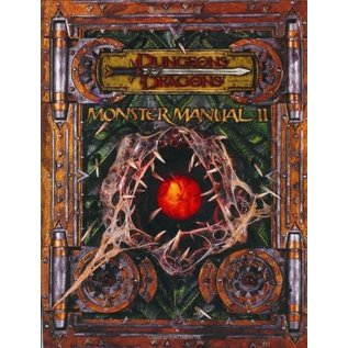 D&D Monster Manual II 3.5