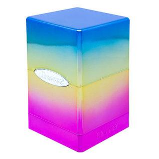 Satin Tower Rainbow