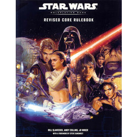 Star Wars Roleplaying Game Revised Core (USED)