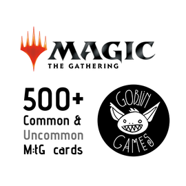 Starter Magic Common Collection Box