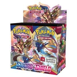 Sword & Shield Booster Box